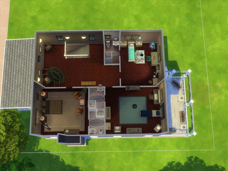 MerryWiddow's Sims 4 Building and WIP Showcase 09-12-11
