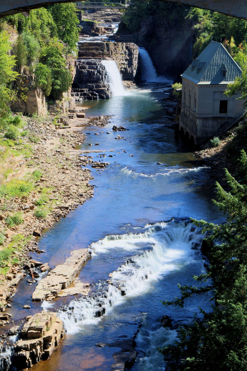Ausable Campground et Ausable Chasm Img_5415