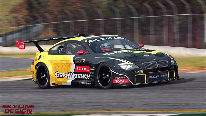 AMS GT3 WORLD CHAMPIONSHIP - RELEASED Alpina11