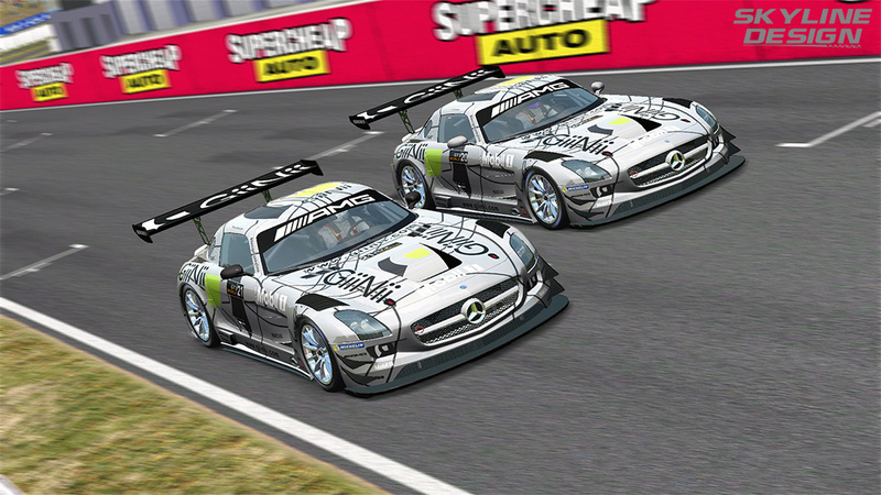 AMS GT3 WORLD CHAMPIONSHIP - RELEASED Amg11