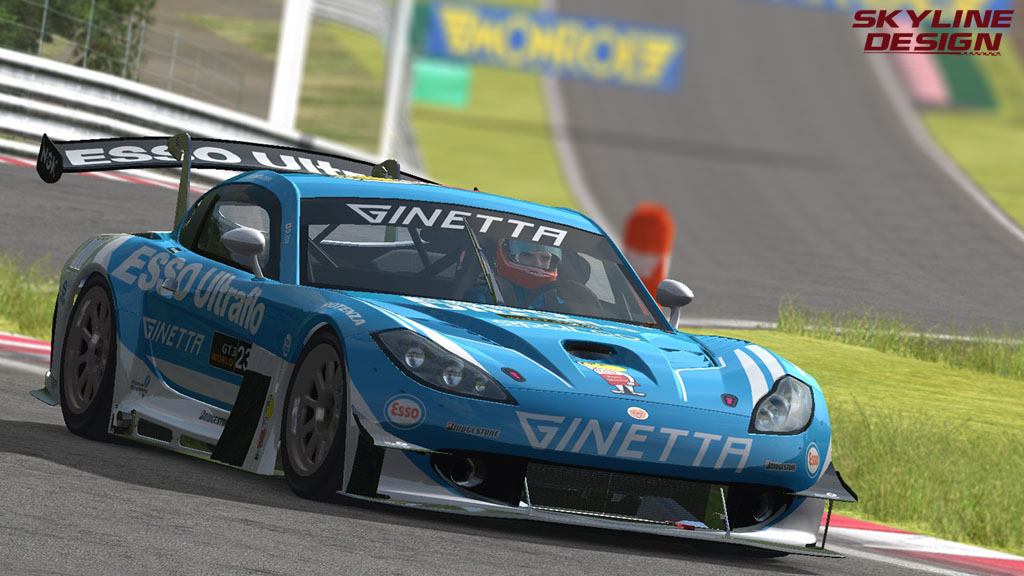 AMS GT3 WORLD CHAMPIONSHIP - RELEASED Esoo10