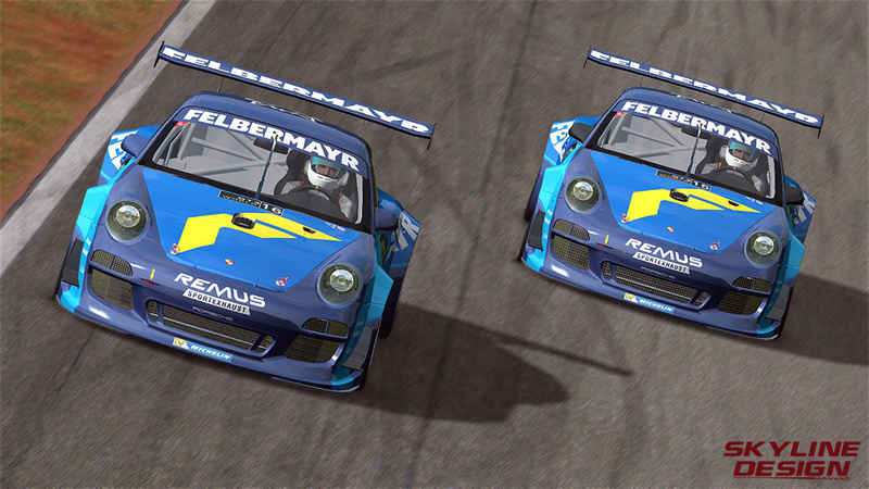 AMS GT3 WORLD CHAMPIONSHIP - RELEASED Felber10