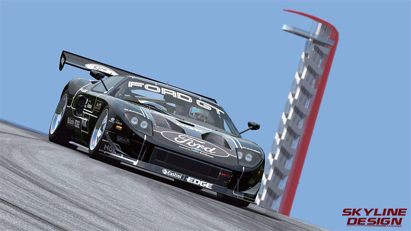 AMS GT3 WORLD CHAMPIONSHIP - RELEASED Ford_r10