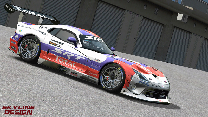 AMS GT3 WORLD CHAMPIONSHIP - RELEASED Larbre10