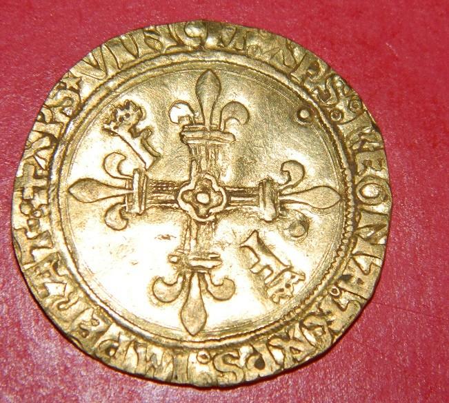 atelier pour ecu d'or Francois 1er Dscn6910