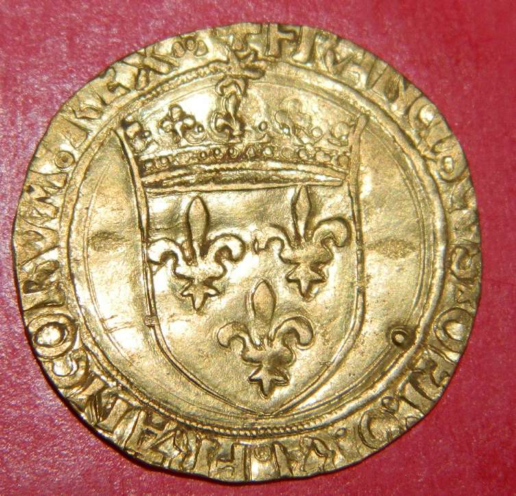 atelier pour ecu d'or Francois 1er Dscn6911