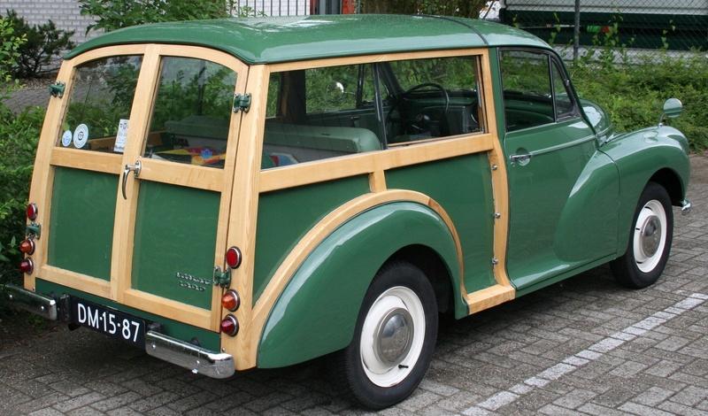 La ou les autos de tourisme qui vous font rêver - Page 4 Morris10