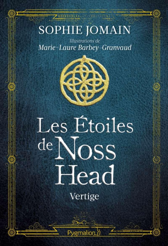 JOMAIN Sophie et BARBEY-GRANVAUD Marie-Laure - LES ETOILES DE NOSS HEAD ILLUSTRE - Tome 1 : Vertige Image112