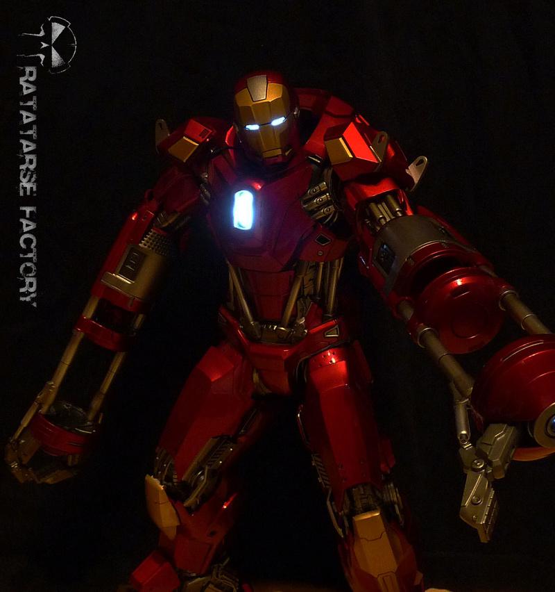 Ratatarse Factory chapitre Marvel P1230910