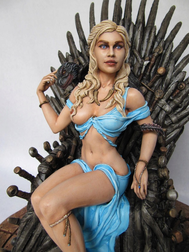 Game of Throne: Khaleesi 1/6. - Page 2 Khal511