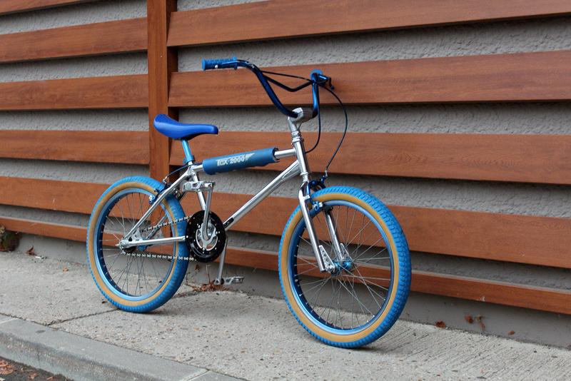 BMX TCX 2000 chromé Bmx110
