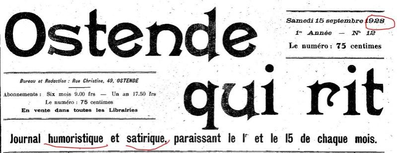 La Littérature et la Marine - Page 4 Ostend10