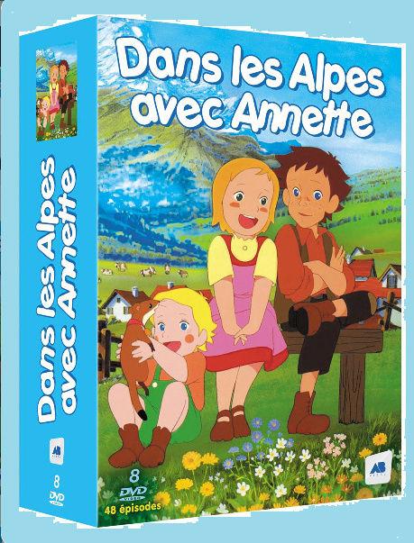 Annonce rééditions DVD Annette et Princesse Sarah - Page 2 Dans_l11