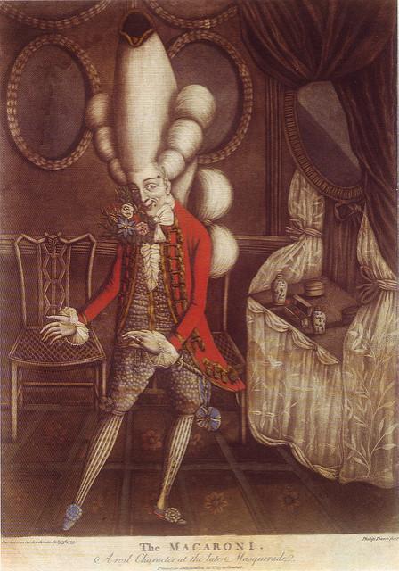 Amusement : Création d'une perruque à la mode du XVIIIè siècle - Page 3 44087010