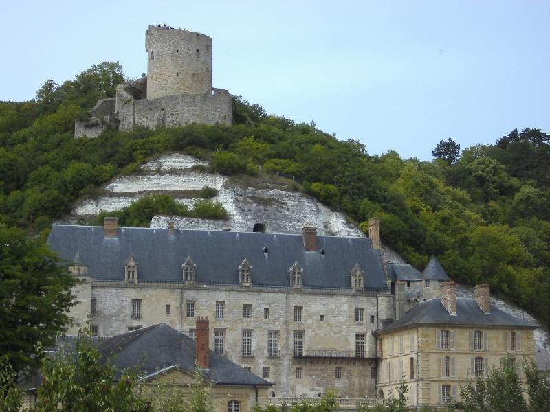 Tricentenaire de la Duchesse d'Enville à La Roche Guyon Pict0410