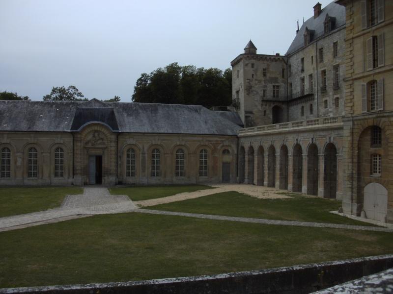 Tricentenaire de la Duchesse d'Enville à La Roche Guyon Pict0411