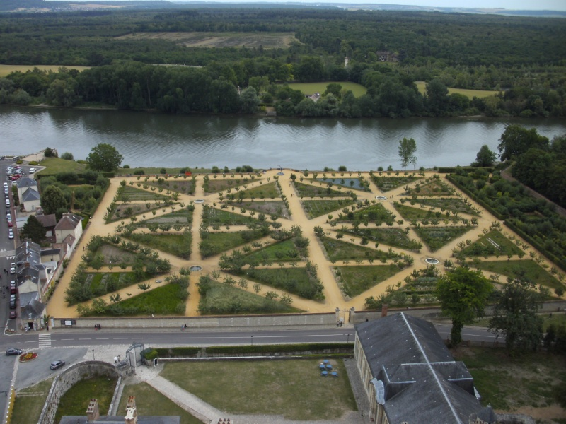 Tricentenaire de la Duchesse d'Enville à La Roche Guyon Pict0413