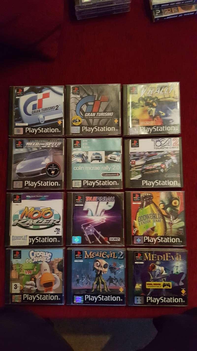 Collection yan67 : Arrivées Jeux PS1(19) et NES  p5 : 07/09/16 - Page 5 Jeux_p11