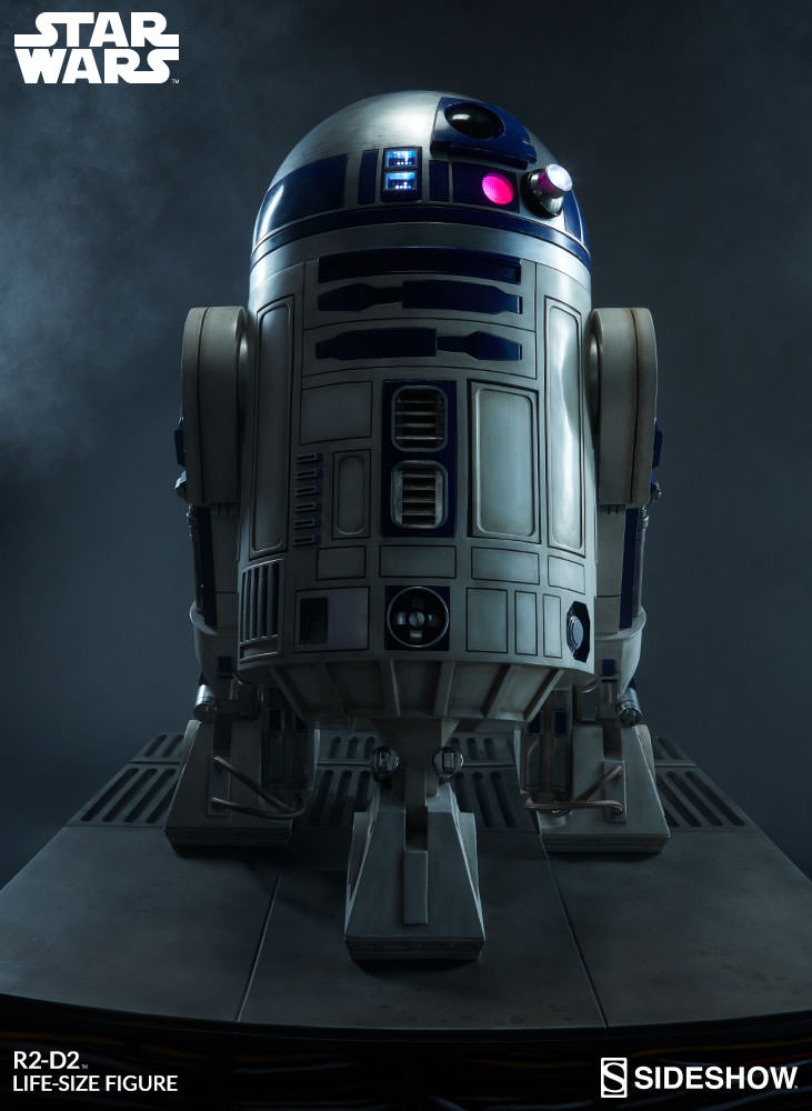 Sideshow : R2D2 Life Size R1010