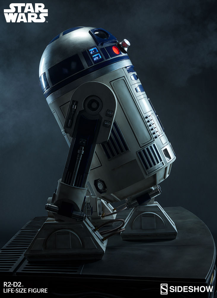 Sideshow : R2D2 Life Size R1110