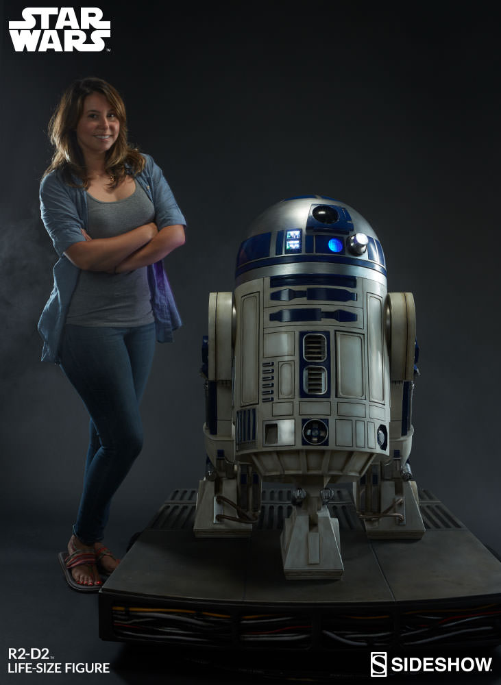 Sideshow : R2D2 Life Size R1310