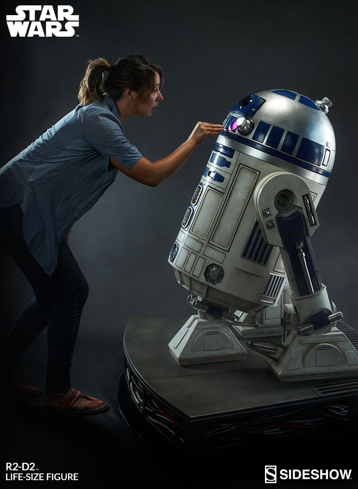 Sideshow : R2D2 Life Size R210
