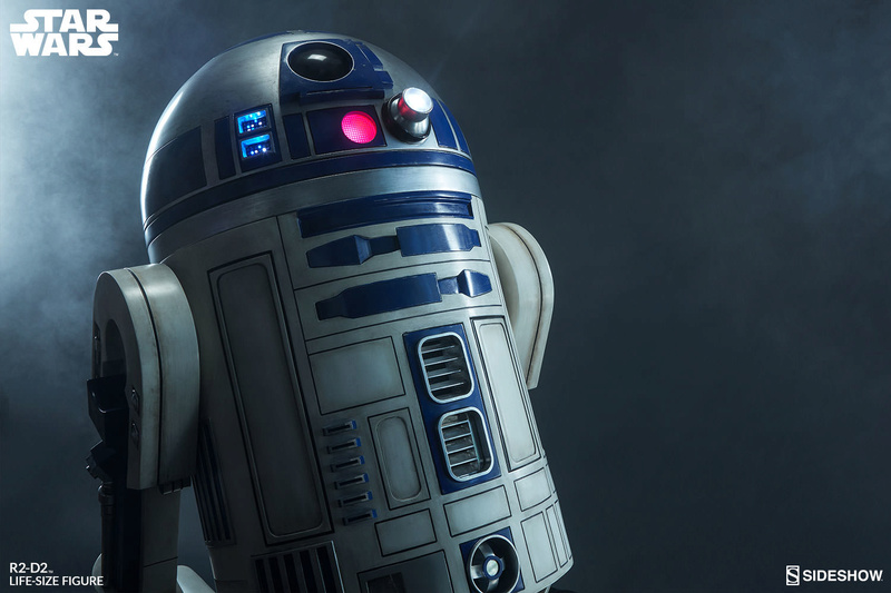 Sideshow : R2D2 Life Size R310