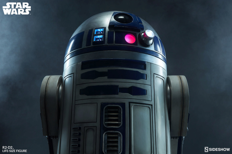 Sideshow : R2D2 Life Size R410