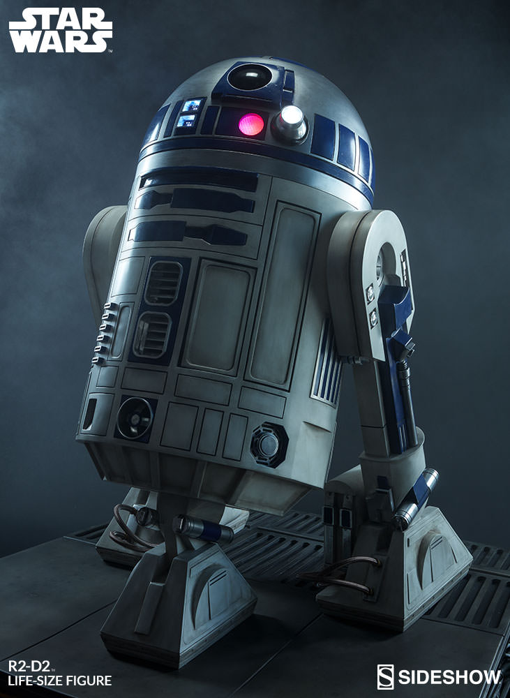 Sideshow : R2D2 Life Size R510