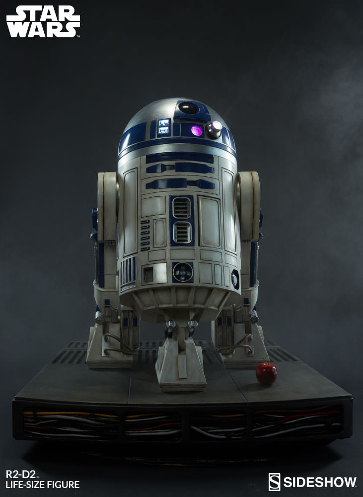 Sideshow : R2D2 Life Size R610