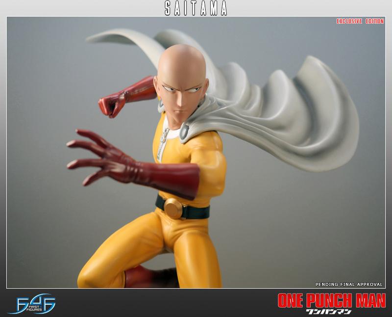 F4F : One Punch Man : SAITAMA S1010