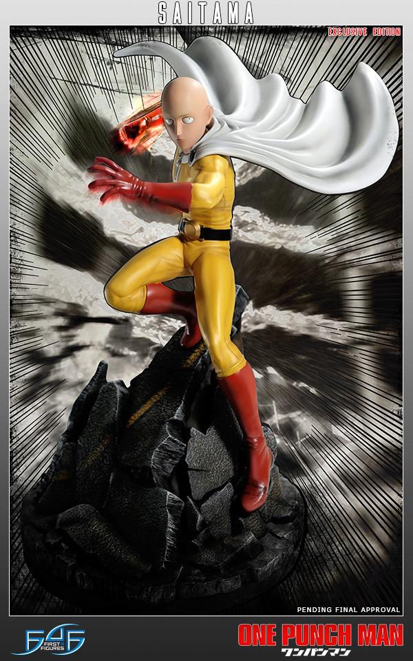 F4F : One Punch Man : SAITAMA S110
