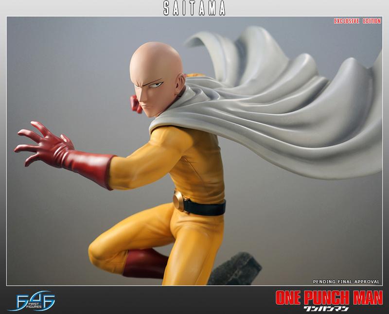 F4F : One Punch Man : SAITAMA S1110