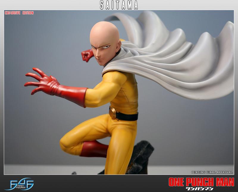 F4F : One Punch Man : SAITAMA S1310