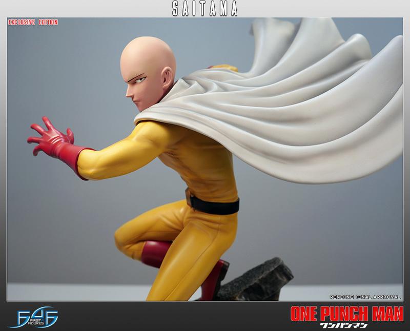 F4F : One Punch Man : SAITAMA S1410