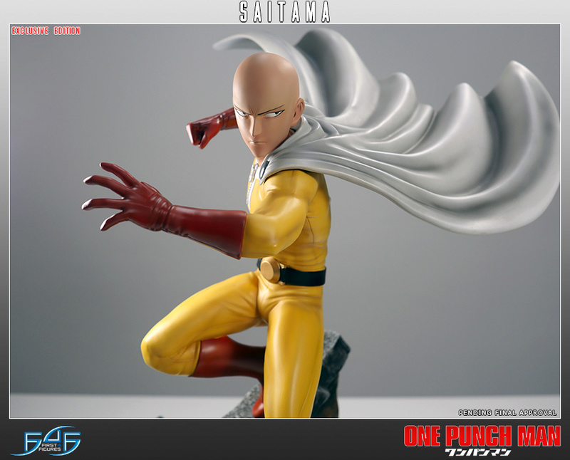 F4F : One Punch Man : SAITAMA S1510