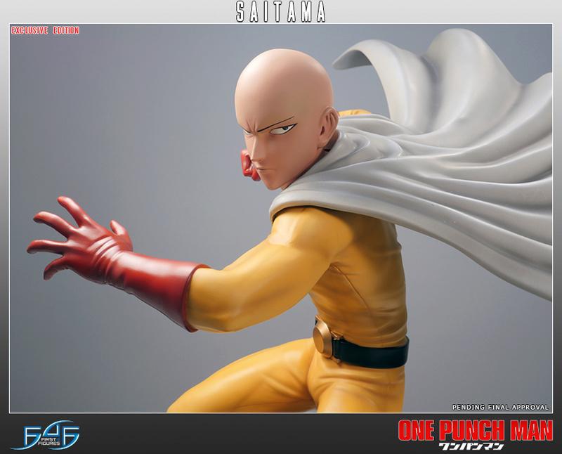 F4F : One Punch Man : SAITAMA S1610