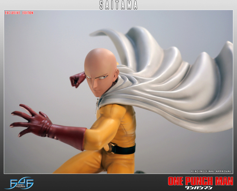 F4F : One Punch Man : SAITAMA S1910