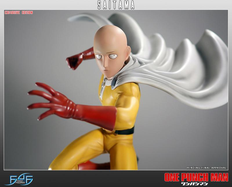 F4F : One Punch Man : SAITAMA S2010