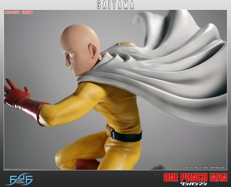 F4F : One Punch Man : SAITAMA S2110