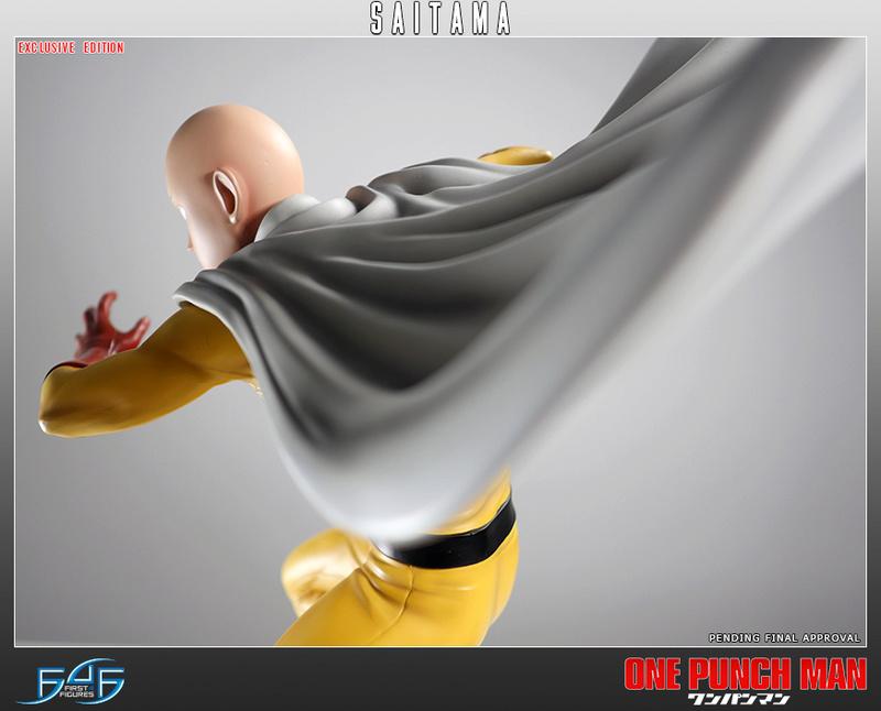 F4F : One Punch Man : SAITAMA S2210