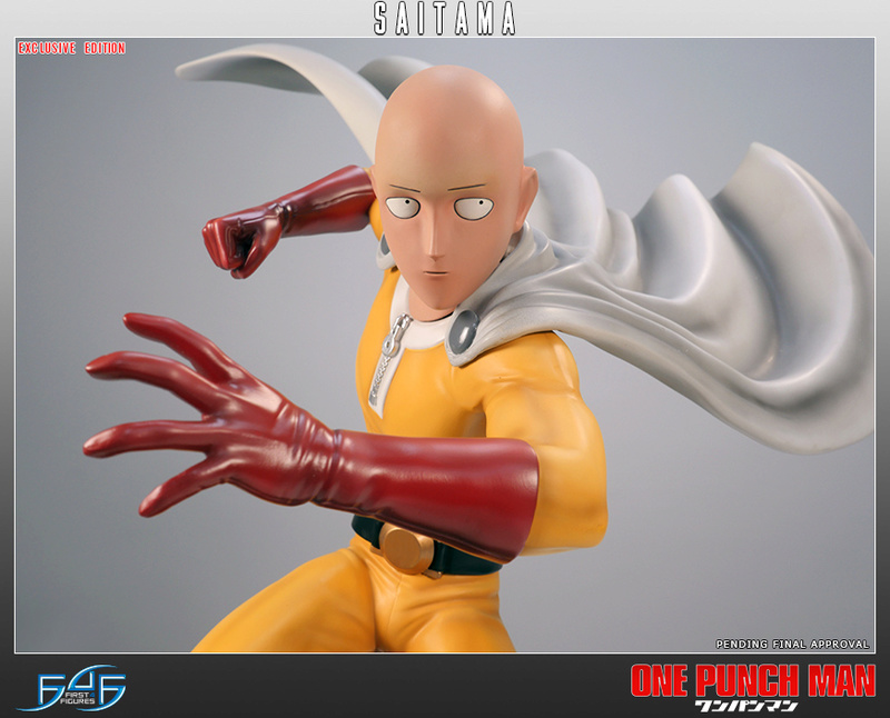 F4F : One Punch Man : SAITAMA S2310