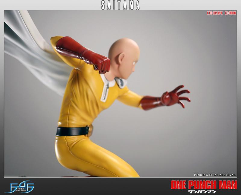F4F : One Punch Man : SAITAMA S2410