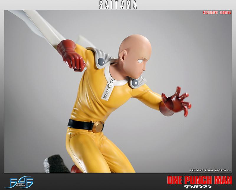 F4F : One Punch Man : SAITAMA S2510