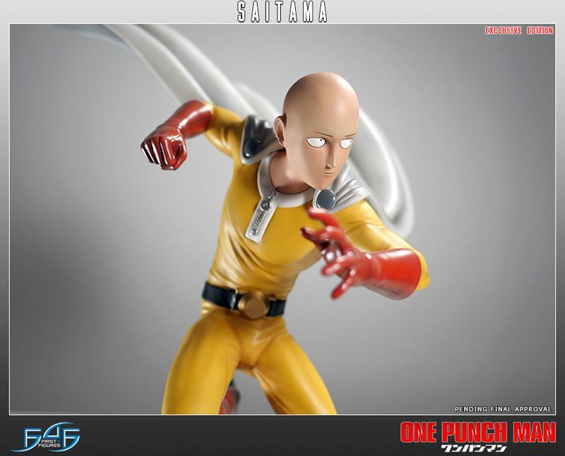 F4F : One Punch Man : SAITAMA S2610