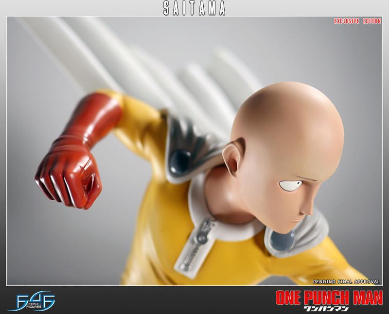F4F : One Punch Man : SAITAMA S2710