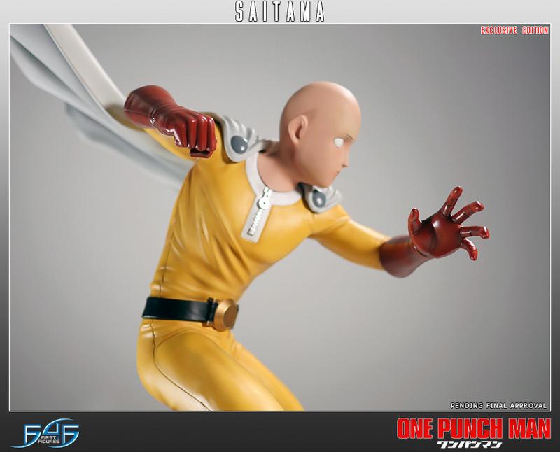 F4F : One Punch Man : SAITAMA S2810
