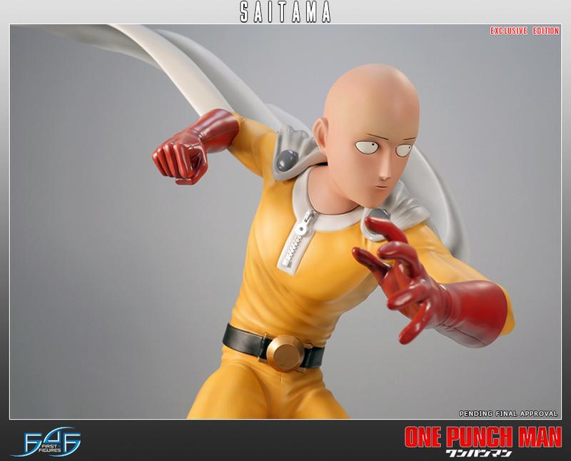 F4F : One Punch Man : SAITAMA S2910