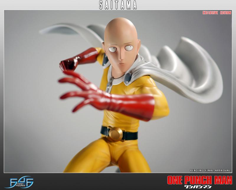 F4F : One Punch Man : SAITAMA S3010