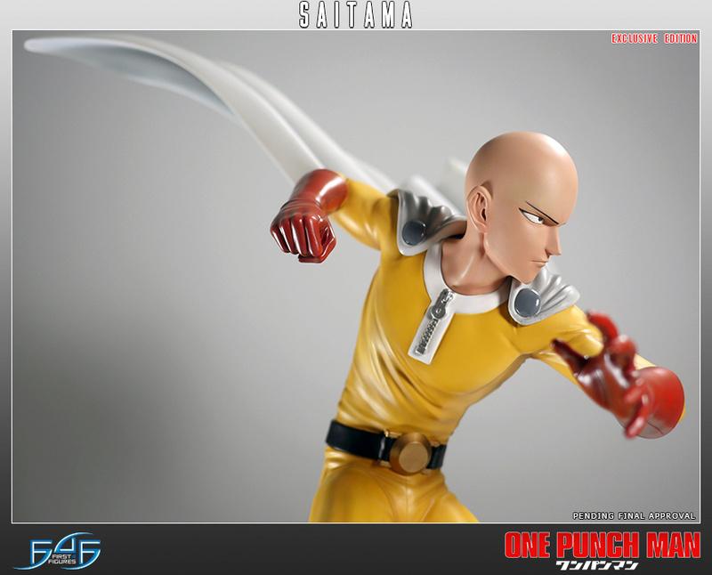 F4F : One Punch Man : SAITAMA S310